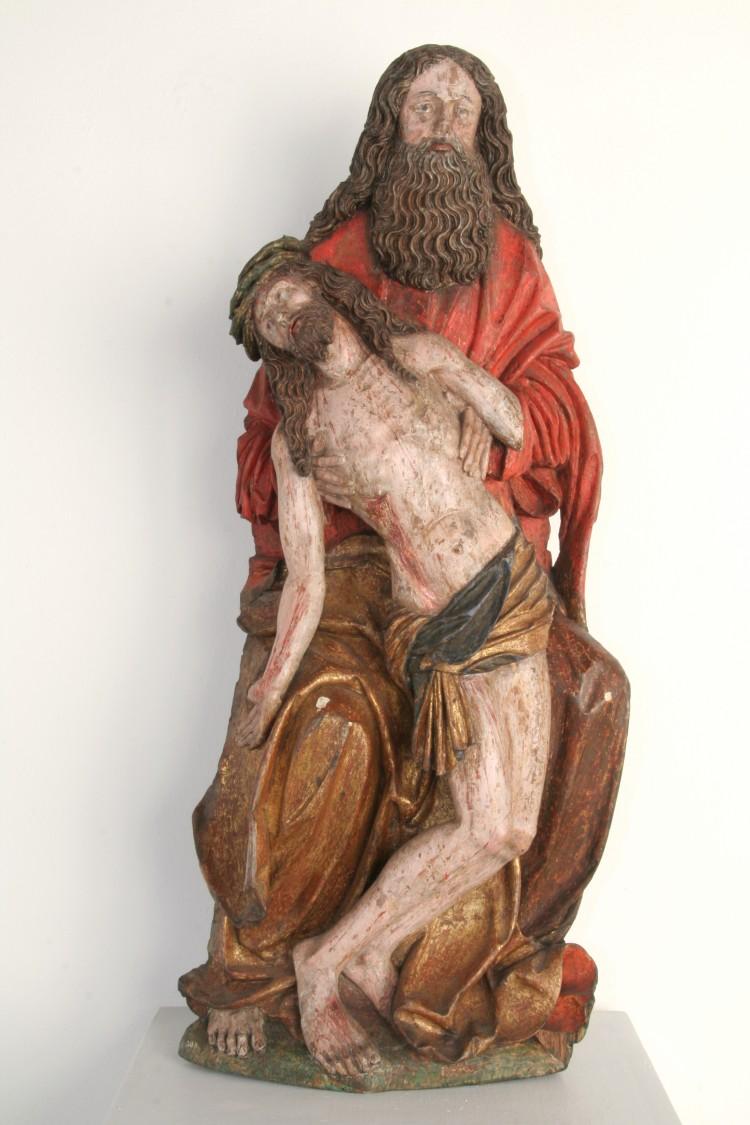 Svatá trojice, Bučí, okolo r.1500